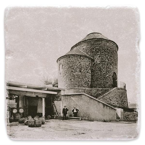 Znojmo - Rotunda sv. Kateřiny