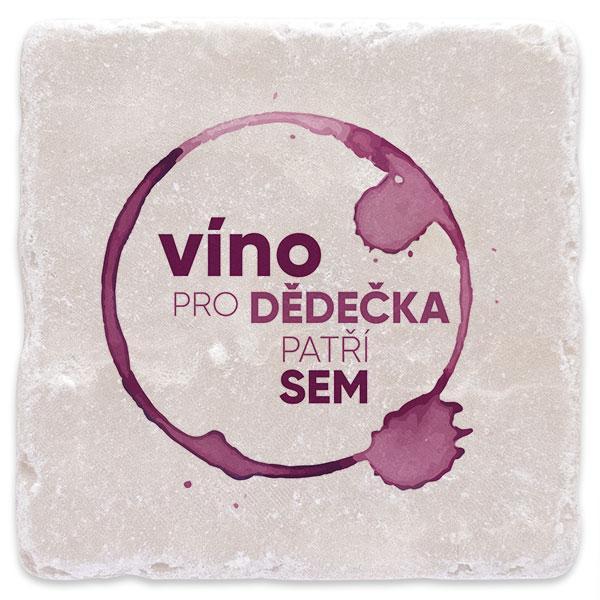 Víno pro dědečka