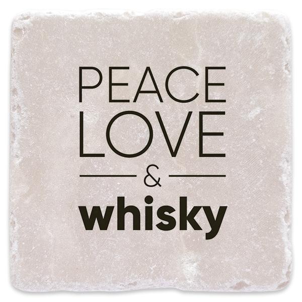 Whisky, mír a láska