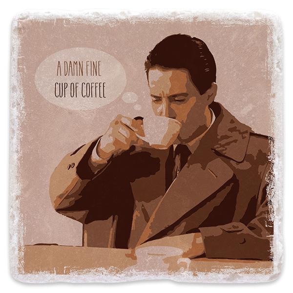 Zatraceně dobrý šálek kávy