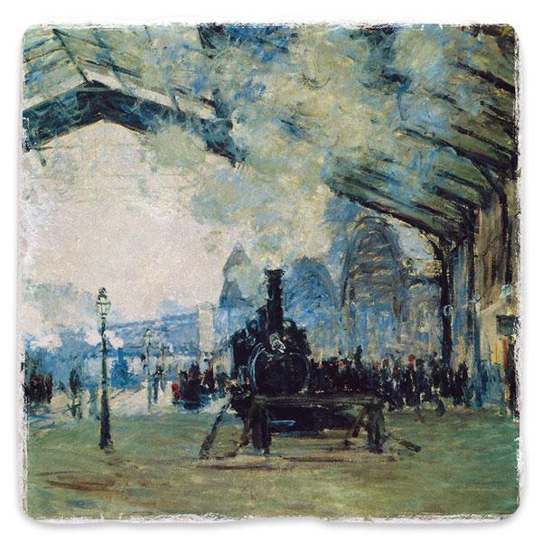 Nádraží v Gare St. Lazare